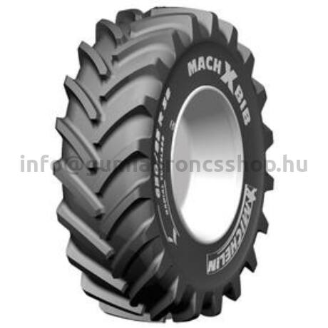 710/70R38 171 D TL Michelin MACHXBIB